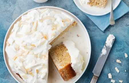 Tres Leches Cake easy