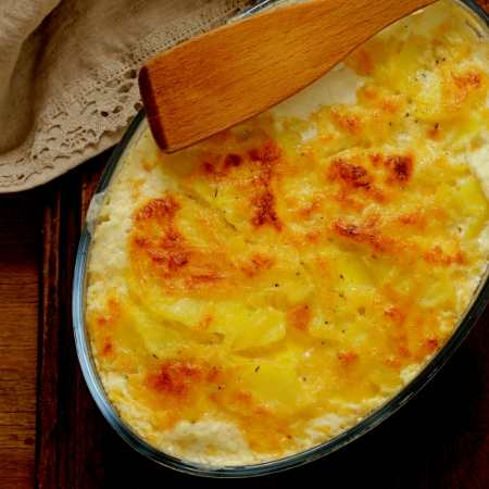 au gratin potatoes easy