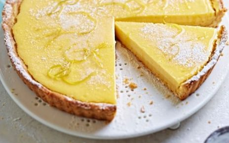 Pineapple Condensed Milk Tart Recipe