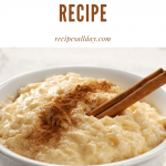 rice pudding yummy easy