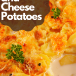 Cream and Cheese Potatoes