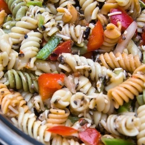 easy and delicious pasta salad recipe